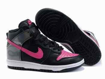 Chaussures Nike Noir Et Rose