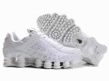 Chaussures Shox Nike 12410 Tl1 Blancnike UzSGqVMp