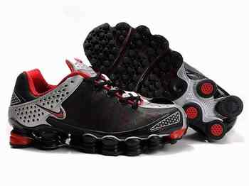 the best attitude 55308 96389 Chaussures Nike Shox TL3 Rouge  Argent  Noir